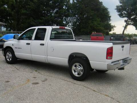 2006 Dodge Ram Pickup 3500 for sale at Sweets Motors in Valley Center KS