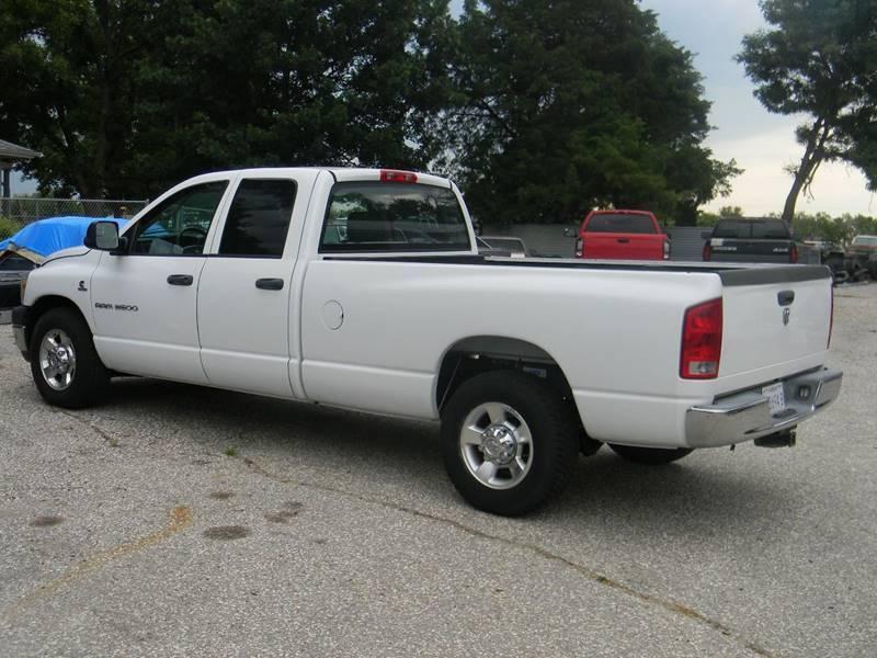 2006 Dodge Ram Pickup 3500 for sale at Sweets Motors in Valley Center KS