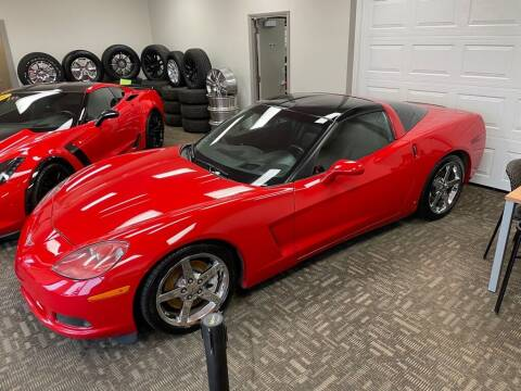2007 Chevrolet Corvette for sale at Action Motor Sales in Gaylord MI