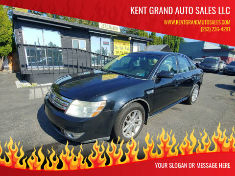 2008 Ford Taurus for sale at KENT GRAND AUTO SALES LLC in Kent WA