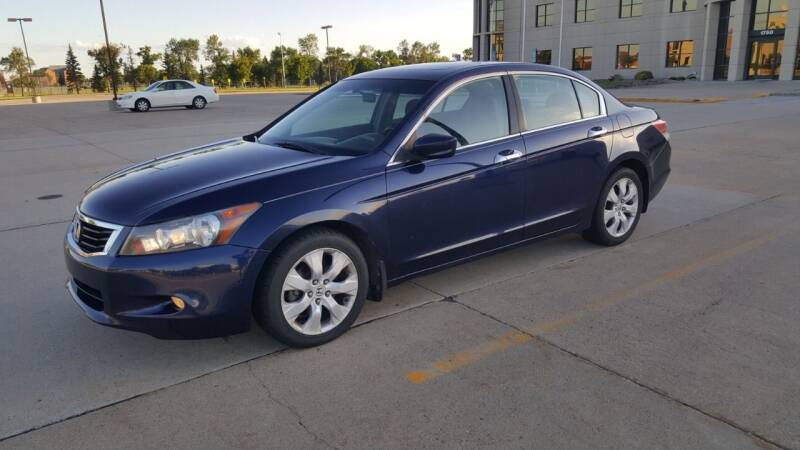 2008 Honda Accord for sale at Northstar Auto Brokers in Fargo ND