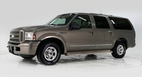 2005 Ford Excursion for sale at Houston Auto Credit in Houston TX