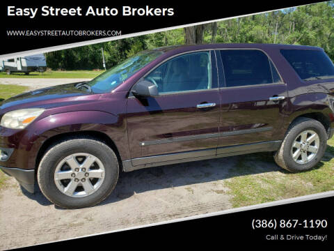 2008 Saturn Outlook for sale at Easy Street Auto Brokers in Lake City FL