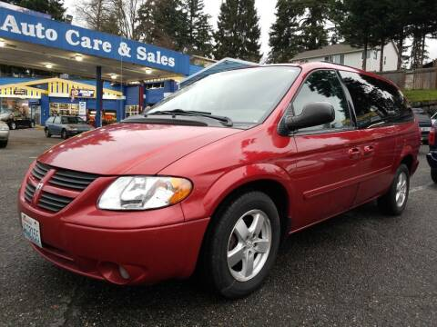 2005 Dodge Grand Caravan for sale at Shoreline Family Auto Care And Sales in Shoreline WA