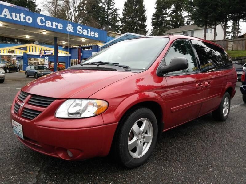 2005 Dodge Grand Caravan for sale at Shoreline Family Auto Care And Sales in Shoreline WA