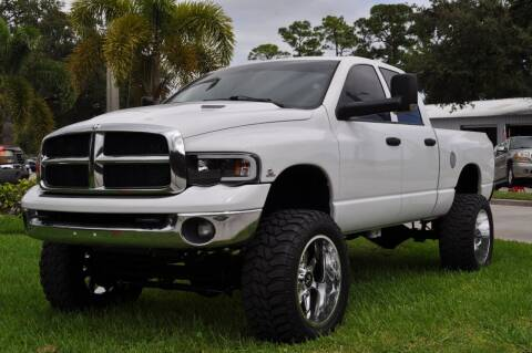 2005 Dodge Ram Pickup 2500 for sale at STEPANEK'S AUTO SALES & SERVICE INC. in Vero Beach FL