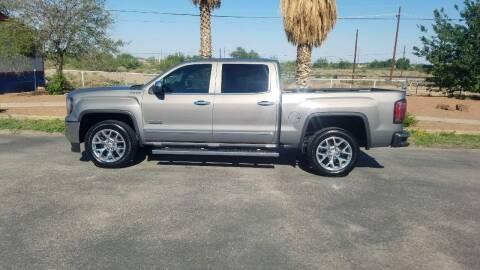 2017 GMC Sierra 1500 for sale at Ryan Richardson Motor Company in Alamogordo NM