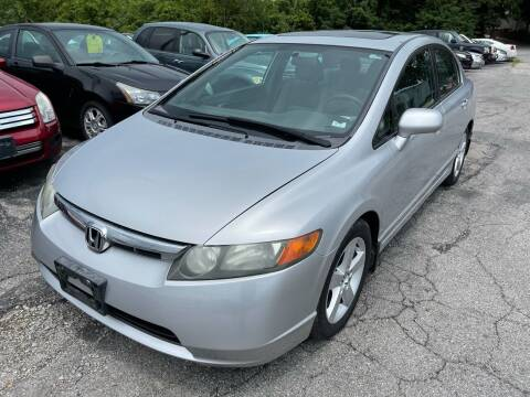2007 Honda Civic for sale at Best Buy Auto Sales in Murphysboro IL