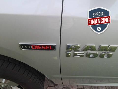 2015 RAM Ram Pickup 1500 for sale at Car Girl 101 in Oakland Park FL