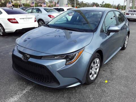 2021 Toyota Corolla for sale at YOUR BEST DRIVE in Oakland Park FL