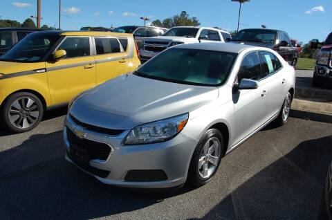 2016 Chevrolet Malibu Limited for sale at Modern Motors - Thomasville INC in Thomasville NC