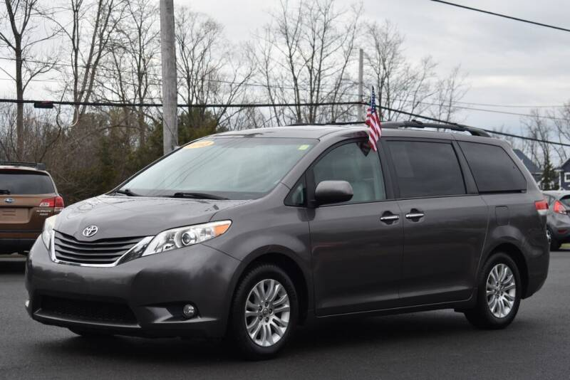 2013 Toyota Sienna for sale at GREENPORT AUTO in Hudson NY