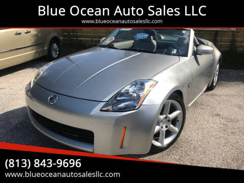 2005 Nissan 350Z for sale at Blue Ocean Auto Sales LLC in Tampa FL