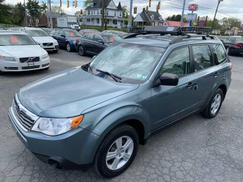 2010 Subaru Forester for sale at Masic Motors, Inc. in Harrisburg PA
