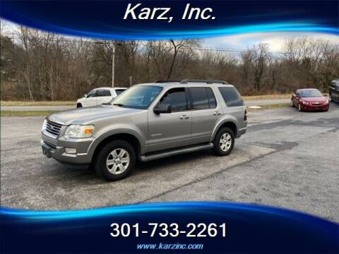 2008 Ford Explorer for sale at Karz INC in Funkstown MD