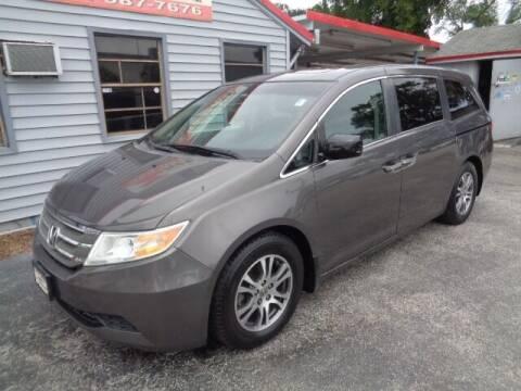 2012 Honda Odyssey for sale at Z Motors in North Lauderdale FL