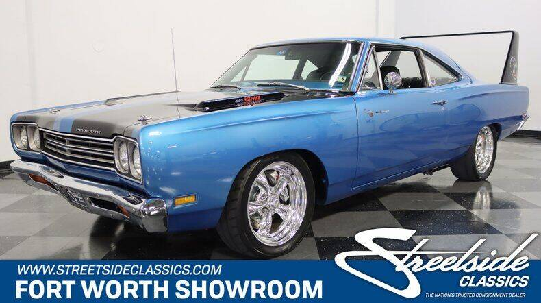 1969 Plymouth Roadrunner for sale in Fort Worth, TX