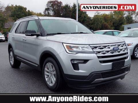2018 Ford Explorer for sale at ANYONERIDES.COM in Kingsville MD