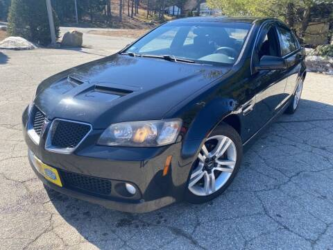 2009 Pontiac G8 for sale at Granite Auto Sales in Spofford NH