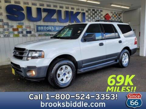 2017 Ford Expedition for sale at BROOKS BIDDLE AUTOMOTIVE in Bothell WA