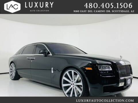2012 Rolls-Royce Ghost for sale at Luxury Auto Collection in Scottsdale AZ