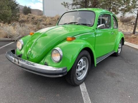 1976 Volkswagen Beetle for sale at Parnell Autowerks in Bend OR