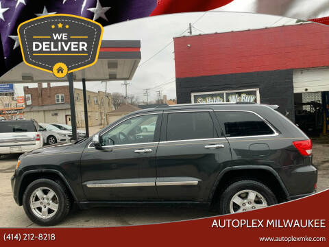 2011 Jeep Grand Cherokee for sale at Autoplex 2 in Milwaukee WI