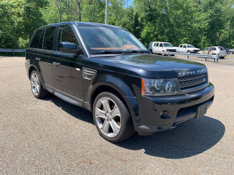 2011 Land Rover Range Rover Sport for sale at George Strus Motors Inc. in Newfoundland NJ