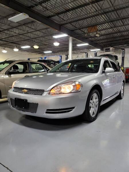 2012 Chevrolet Impala for sale at Brian's Direct Detail Sales & Service LLC. in Brook Park OH