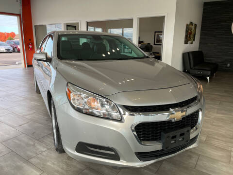 2014 Chevrolet Malibu for sale at Evolution Autos in Whiteland IN