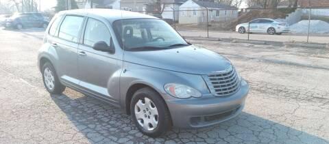 2009 Chrysler PT Cruiser for sale at Eddie's Auto Sales in Jeffersonville IN