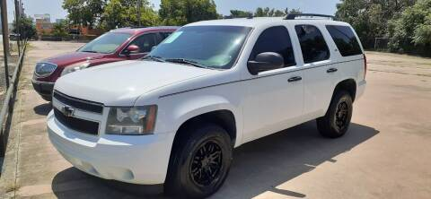2009 Chevrolet Tahoe for sale at Yates Brothers Motor Company in Fort Worth TX