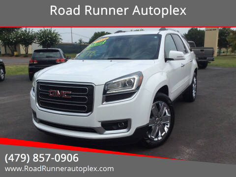 2017 GMC Acadia Limited for sale at Road Runner Autoplex in Russellville AR