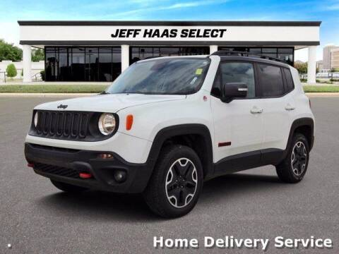 2016 Jeep Renegade for sale at JEFF HAAS MAZDA in Houston TX