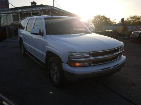 2005 Chevrolet Suburban for sale at I57 Group Auto Sales in Country Club Hills IL