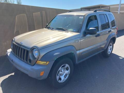 2005 Jeep Liberty for sale at Blue Line Auto Group in Portland OR