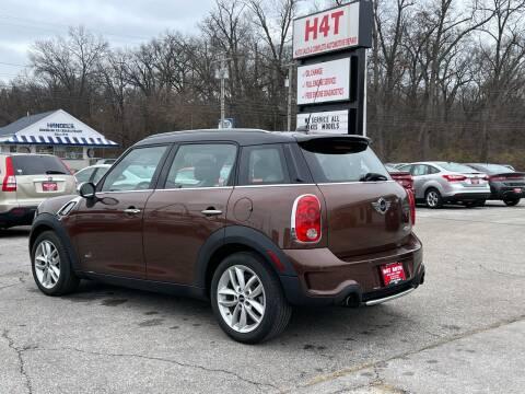 2013 MINI Countryman for sale at H4T Auto in Toledo OH