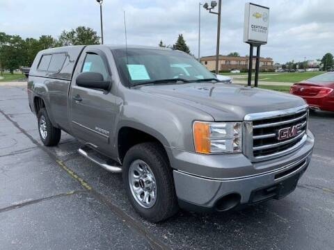 2013 GMC Sierra 1500 for sale at Dunn Chevrolet in Oregon OH