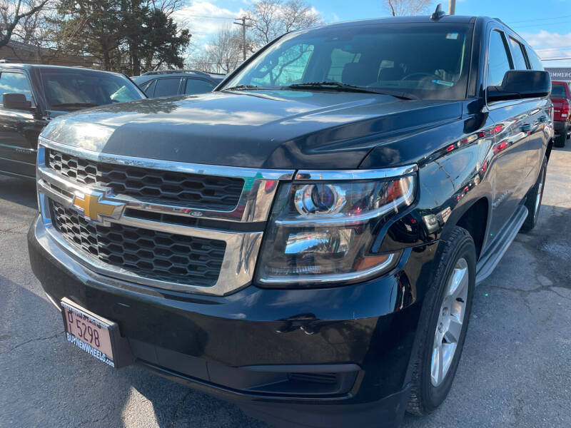 2015 Chevrolet Suburban for sale at New Wheels in Glendale Heights IL