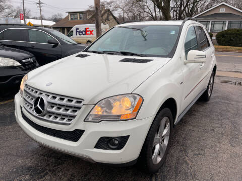 2011 Mercedes-Benz M-Class for sale at Best Deal Motors in Saint Charles MO