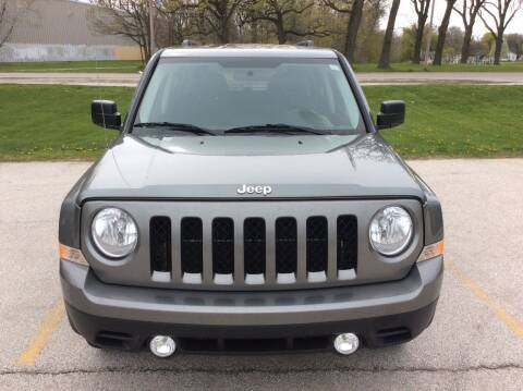 2014 Jeep Patriot for sale at Luxury Cars Xchange in Lockport IL