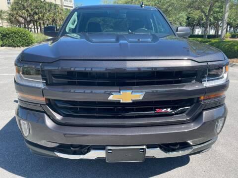 2016 Chevrolet Silverado 1500 for sale at Gulf Financial Solutions Inc DBA GFS Autos in Panama City Beach FL