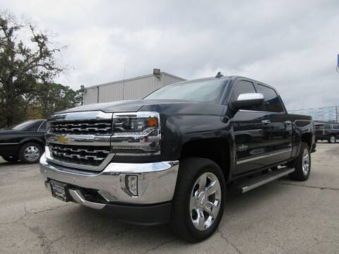 2017 Chevrolet Silverado 1500 for sale at Quality Investments in Tyler TX