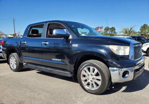 2010 Toyota Tundra for sale at Rodgers Enterprises in North Charleston SC
