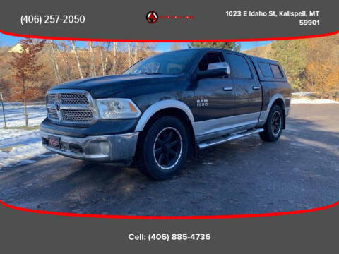 2015 RAM Ram Pickup 1500 for sale at Auto Solutions in Kalispell MT