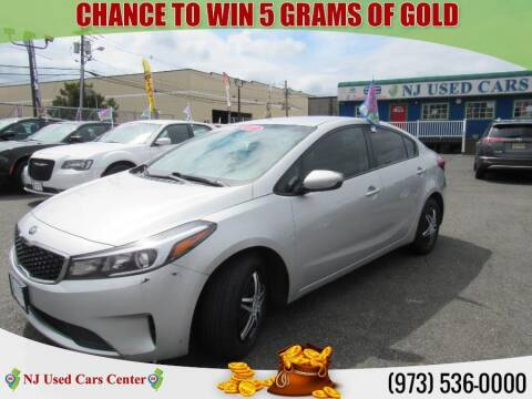 2017 Kia Forte for sale at New Jersey Used Cars Center in Irvington NJ