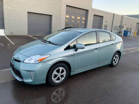 2013 Toyota Prius for sale at The Car Buying Center in St Louis Park MN