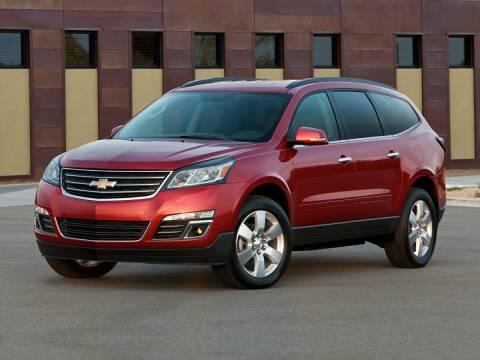 2014 Chevrolet Traverse for sale at Sundance Chevrolet in Grand Ledge MI