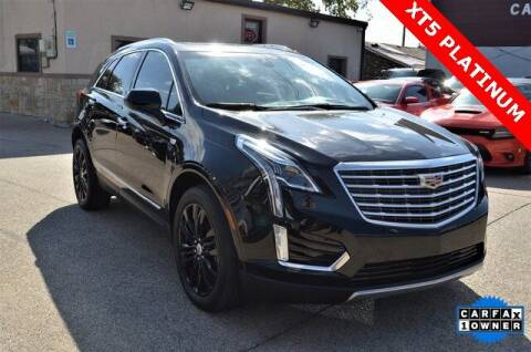 2017 Cadillac XT5 for sale at LAKESIDE MOTORS, INC. in Sachse TX