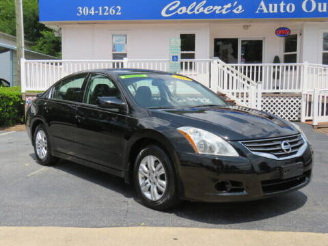 2012 Nissan Altima for sale at Colbert's Auto Outlet in Hickory NC